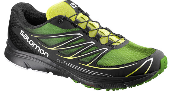 Salomon M's Sense Mantra 3 Shoes Fern Green/Black/Gecko Green